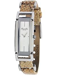 Kenneth Cole pour femme Peau de serpent Bracelet cuir montre Kc2638(Reconditionné Certifié)