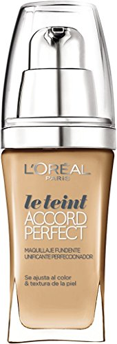 L'Oréal Maquillaje Fluido Accord Perfect Miel N6