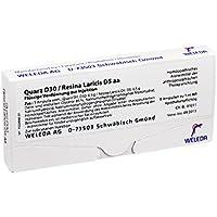 Quarz D30/Resina Laricis D5 aa, 8X1 ml preisvergleich bei billige-tabletten.eu