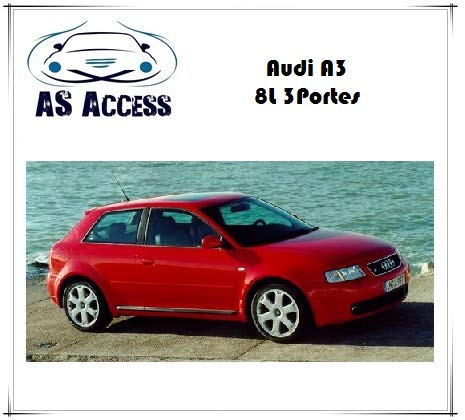 Pack LED Complet A3 S3 8L Coupe