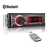 Best autoradio - MEKUULA Autoradio Bluetooth, 60W x 4 Auto Stereo Review