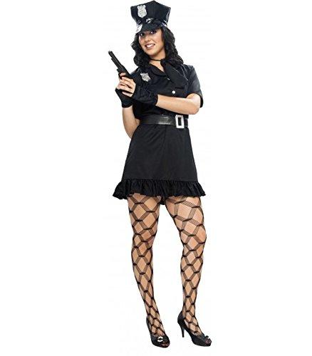 Imagen de disfraz de policía sexy para mujer