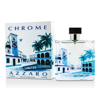 Chrome Eau De Toilette Spray (2014 Limited Edition) - 100ml/3.4oz