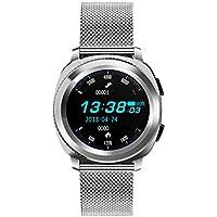 Docooler Microwear L2 Sport Uhr Smart Armband SMA Band Fitness Tracker IPS Bildschirm Anzeige Schrittzähler für iPhone X Plus S6 S7 Plus Smartphones iOS Android Geräte