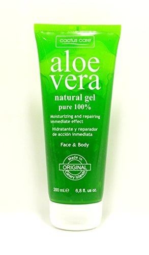 Aloe Vera y Rosa Mosqueta Bio-Gel 200ml