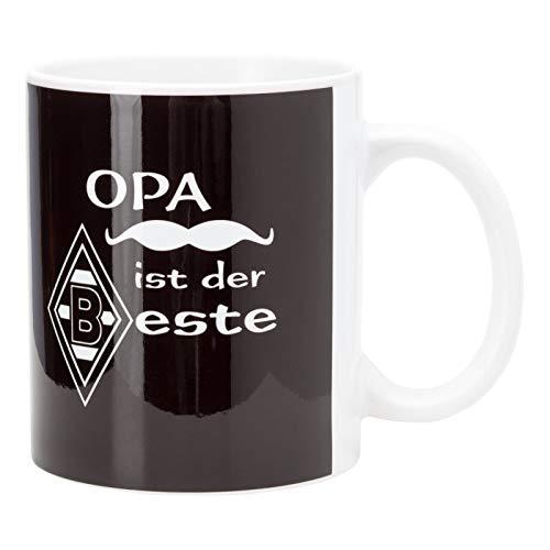 Borussia Mönchengladbach Tasse Kaffeebecher Opa ist der Beste VFL