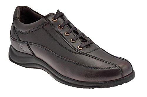 Lumberjack , Chaussures de ville à lacets pour homme Marron - Marrone
