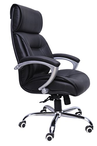 Kings KF-3322-01 Office Chair (Black)