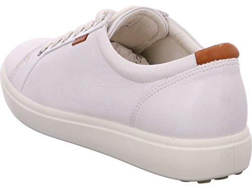 Ecco Damen Soft 7 Ladies Sneakers White