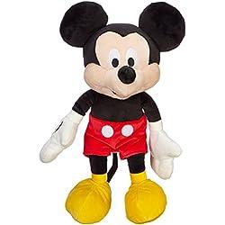 SIMBA 6315872638 Disney La Casa de Mickey - Peluche de Mickey básico (35 cm)