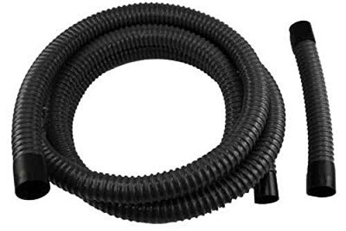 reich-abwasser-entsorgungs-set-schlauch-schwarz-lange-3m-innen-oe-ca-25-mm