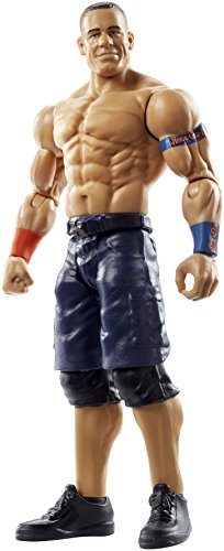 WWE Figura básica John Cena (Mattel FMD89)