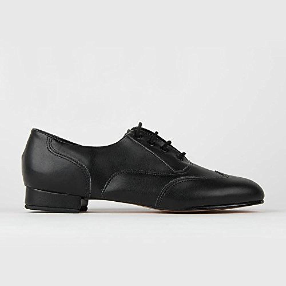 So Danca Swingschuhe Ledersohle, Weite M, Abs. 2,0 cm, black, Größe: UK 10 / EU 44.5