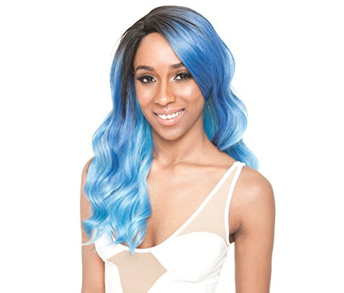 ISIS Red Carpet Premium Synthetic Hair Lace Front Wig - RCP727 MERMAID 4 (OMB... by Isis (Red Carpet Perücke)