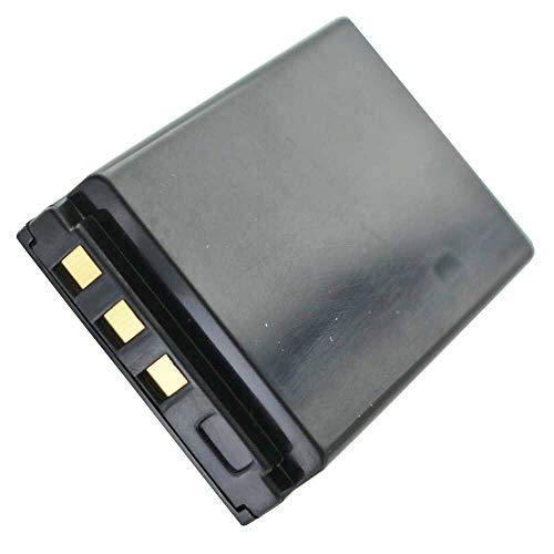 AccuCell Akku passend für Sanyo DB-L50, Xacti VPC-HD1000 Xacti