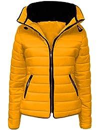Amazon.es: chaqueta amarilla - 4108426031: Ropa