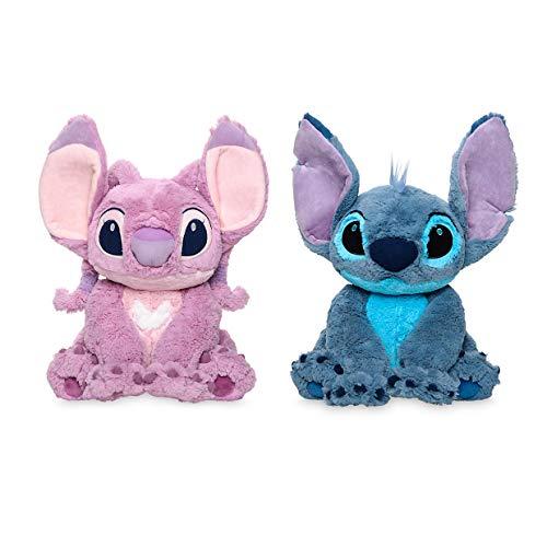 Price Toys Preis Spielzeug Disney-Stich und Angel Soft Toy Set von Lilo und Stitch - Mini Sitzsack...