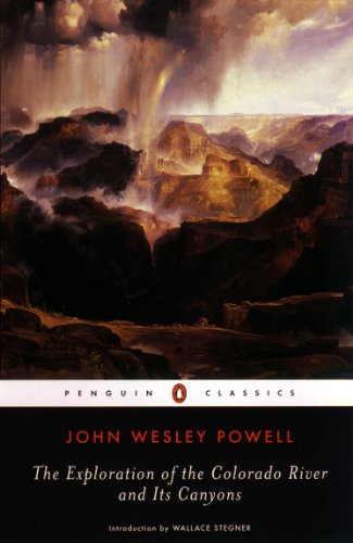 The Exploration of the Colorado River and Its Canyons (Penguin Classics) (English Edition)