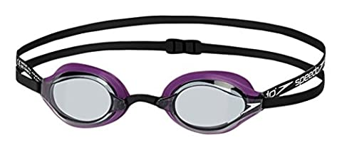 Fastskin Erwachsene Speedsocket 2 Goggles, Purple/Smoke, One size