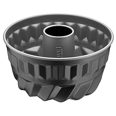 Kaiser Bundform Mini Inspiration Gugelhupfform antihaftbeschichtet für halbe Mengen, Ø 16 cm