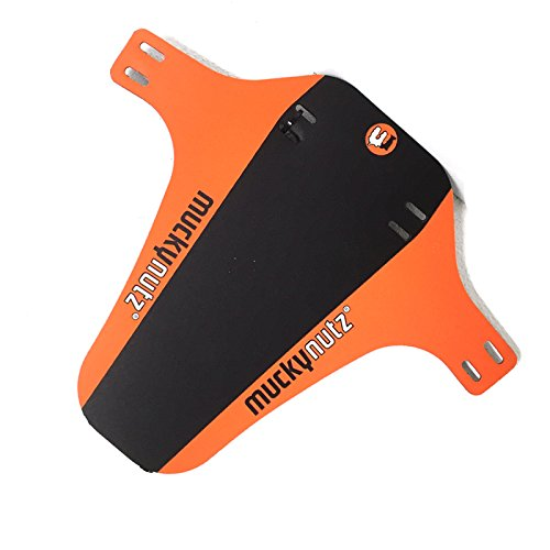 Mucky Nutz Face Fender FR DH Mountain Bike Front Mudguard - (Flap Mud Kit)