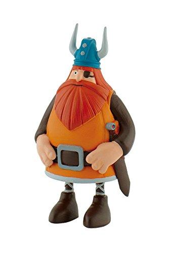 Bullyland 43157 - Spielfigur, Wickie und die starken Männer, Halvar, ca. 8,5 cm