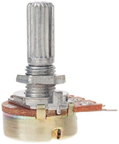 B10K 10K Ohm Anpassung Einzeln Geradelinig Dreh- Bänder Potentiometer 5er Packung - 1 Packung