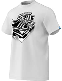 Adidas Originals - T-shirt - Classic Tee - Blanc