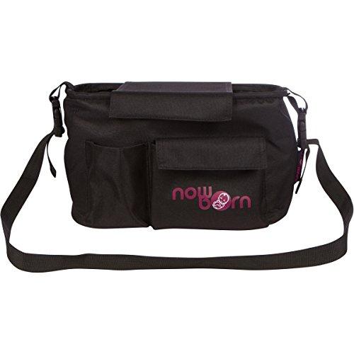 Kinderwagen-Tasche–Universell verstellbarer Riemen–hochwertiges isoliertes Material (Tall Tasche)
