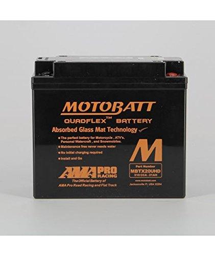 Motobatt–Batteria moto, MBTX20UHD