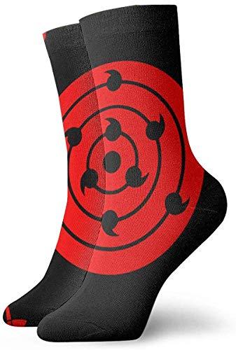 GanQuanXianYanCuiCuiZaoCanMianPiDian Nar-nute Patterned Sport Fußball Socken Soft für Männer Frauen kühlen