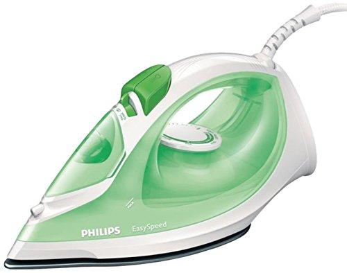 Philips EasySpeed GC1020/70 Ferro da Stiro, 0.2 Litri, 1800 W, Verde/Bianco