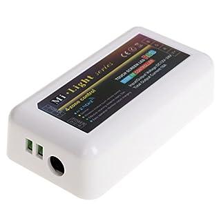 Mi-Light 2,4GHz RF Kabellose LED Regler Kontrolleur Dimmen 6A 12V 24V für RGB LED Lichtbänder Streifen Licht Helligkeit Farbe in 4 Einstellbereichen