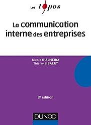 La communication interne des entreprises - 8e éd.