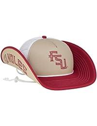 online retailer 15058 8dbf7 Cowbucker Collegiate Bucker Hat   Officially Licensed (OSFA Florida State  Seminoles Classic)