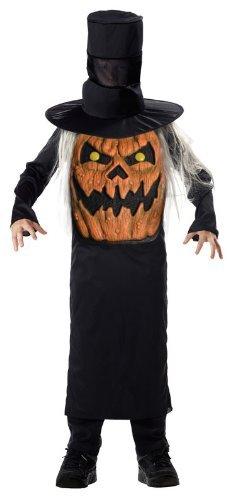 Pumpkin Jack Mad Hatter Halloween Kostüm Karneval Fasching -