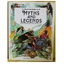 An Illustrated Treasury of Myths and Legends by James Riordan (1991-09-02)