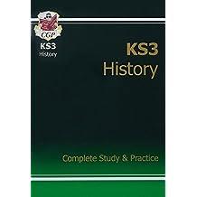 KS3 History Complete Study & Practice (CGP KS3 Humanities)