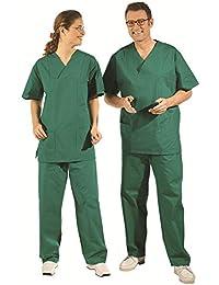 Clean Dress OP-Hose für Damen und Herren, grün Gr. III = Damengröße 46/48, Herrengröße 52/54, Gr. L
