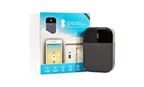 Sensibo Sky Air Conditioner Controller, Wi-Fi Controller, iOS and Android Compatible, Controllable with Amazon Alexa and Google Home