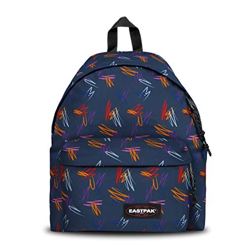 Eastpak PADDED PAK'R Zaino Casual, 40 cm, 24 liters, Multicolore (Scribble Urban)