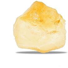 Citrino pietra naturale per litoterapia. pietra di ricchezza e di successo...–Pietra lorda