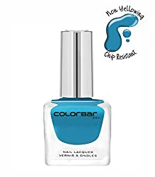 Colorbar Colorbar Luxe Nail Lacquer, Turquoise 088, 12ml