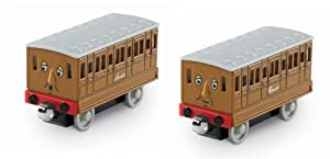 Thomas and Friends Annie & Clarabel Vehicle 2-Pack - Take-n-Play