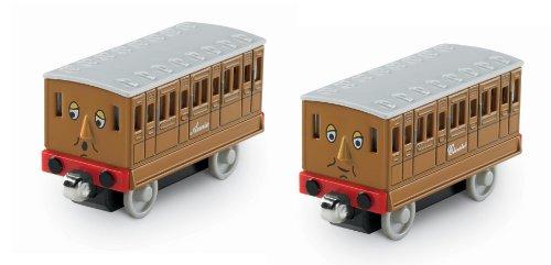 Preisvergleich Produktbild Mattel R8864-0 - Fisher-Price Thomas & seine Freunde 2er Pack Annie & Clarabel