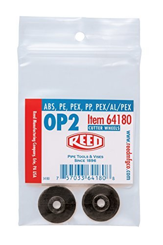 Reed Cutter Wheel (Reed 2PK-OP2 Replacement Cutter Wheels, 2-Pack by Reed)