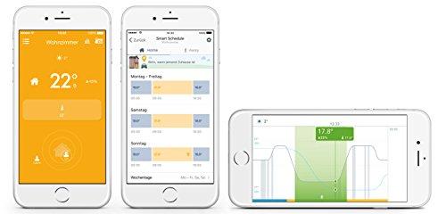tado° Smartes Thermostat Starter Kit für Einfamilienhäuser mit eigener Heizungsanlage (v3) – intelligente Heizungssteuerung per Smartphone - 3