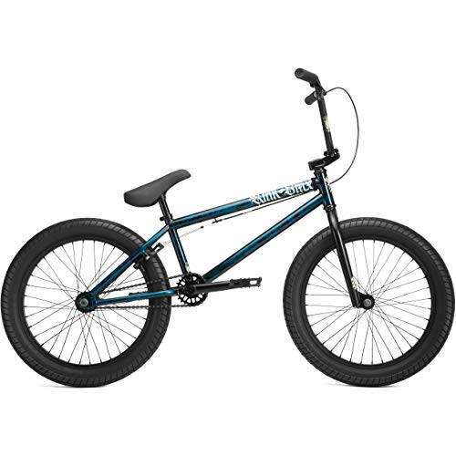 Kink Curb 20' 2019 Velo BMX Freestyle (20' - Gloss Smoked Stang Teal)
