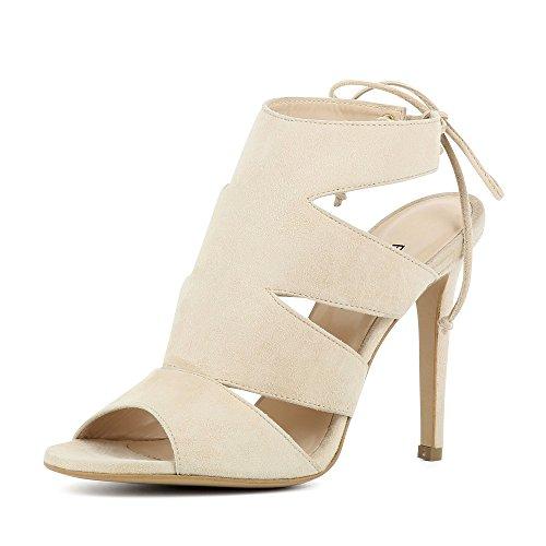 EVA sandales femme daim Beige