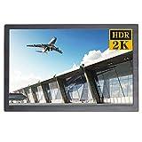 13,3 Zoll HDMI Portable Gaming Monitor HDR IPS UPERFECT 1920X1080 FHD Ultradünner Bildschirm Typ-C Stromversorgung für PS3 / PS4 / X-Box/Raspberry Pi/PC